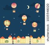 vector illustration of... | Shutterstock .eps vector #1035548020