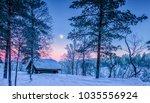panoramic view of beautiful...   Shutterstock . vector #1035556924