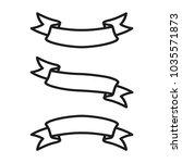 best ribbon banner vector icon    Shutterstock .eps vector #1035571873