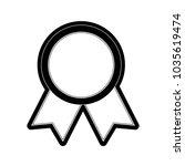 medal vector illustration | Shutterstock .eps vector #1035619474