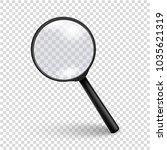 photo realistic vector 3d black ...   Shutterstock .eps vector #1035621319