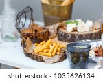 salty and cheese bar of several ... | Shutterstock . vector #1035626134