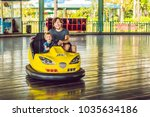 Father And Son Having A Ride I...