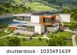 3d rendering of modern cozy... | Shutterstock . vector #1035691639