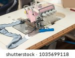 Sewing Machines In Textile...
