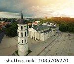 Vilnius Cathedral Drone  ...