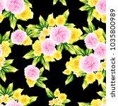 abstract elegance seamless...   Shutterstock .eps vector #1035800989