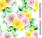 abstract elegance seamless...   Shutterstock .eps vector #1035800998