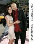 """Small photo of LOS ANGELES - JUL 11: Sophia Bush and Chad Michael Murray at the """"A Cinderella Story"""" Hollywood Premiere on July 11, 2004 in Hollywood, CA."""