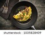 Fresh Homemade Omelette With...