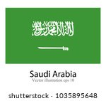 high detailed vector flag of... | Shutterstock .eps vector #1035895648