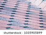 an asphalt shingle is a type of ... | Shutterstock . vector #1035905899