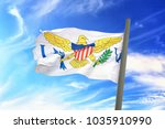 Small photo of Flag of the American Virgin Islands