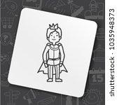 icon art idea  | Shutterstock .eps vector #1035948373