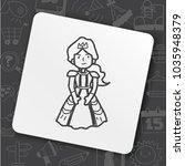 icon art idea  | Shutterstock .eps vector #1035948379