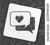 icon art idea  | Shutterstock .eps vector #1035948439