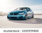 la  california  february 26 ... | Shutterstock . vector #1035959800