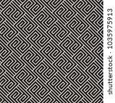 vector seamless pattern. modern ... | Shutterstock .eps vector #1035975913