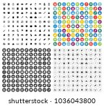vector school   education icons ... | Shutterstock .eps vector #1036043800