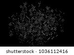 dark silver  gray vector... | Shutterstock .eps vector #1036112416