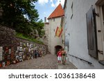 tallinn  estonia   july 7  2016 ... | Shutterstock . vector #1036138648