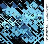 vector illustration of a... | Shutterstock .eps vector #1036148494