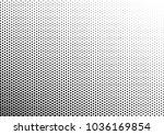 halftone background. gradient... | Shutterstock .eps vector #1036169854