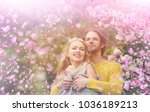 couple having fun in suny... | Shutterstock . vector #1036189213