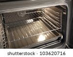 the inside of a stove oven | Shutterstock . vector #103620716