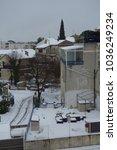 montpellier  france   03 01... | Shutterstock . vector #1036249234