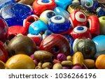 macro photograph of devil eyes... | Shutterstock . vector #1036266196