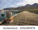 siglufjordur  iceland   boat... | Shutterstock . vector #1036289878