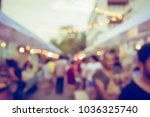 vintage tone blurred defocused... | Shutterstock . vector #1036325740