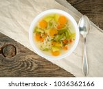 bright spring vegetable dietary ... | Shutterstock . vector #1036362166