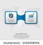 modern vector illustration 3d.... | Shutterstock .eps vector #1036408456