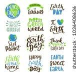 cute vector illustration of... | Shutterstock .eps vector #1036408636