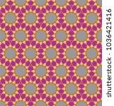 seamless abstract arabic...   Shutterstock .eps vector #1036421416