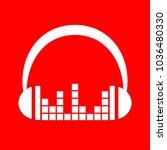 headphone icon. headphones with ...