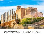 Temple Of Venus And Rome...