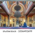 interior of mohammad al amin... | Shutterstock . vector #1036492699
