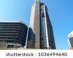 beirut  lebanon   lebanese... | Shutterstock . vector #1036494640