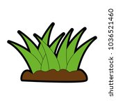 plants cultivated isolated icon | Shutterstock .eps vector #1036521460