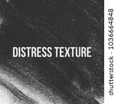 distress vector texture | Shutterstock .eps vector #1036664848