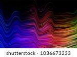 dark multicolor  rainbow vector ... | Shutterstock .eps vector #1036673233