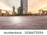 sunset view of tianjin... | Shutterstock . vector #1036675354