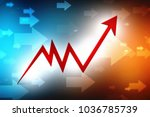 business success concept. red...   Shutterstock . vector #1036785739