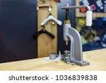 Small photo of Rivet gun and rivets