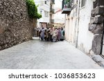 castro urdiales  spain   april... | Shutterstock . vector #1036853623