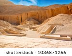 Valley Of Kings. The Tombs Of...