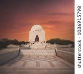 Mazar-e-Quaid Tomb of Muhammad Ali Jinah Karachi Pakistan